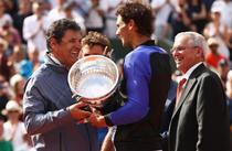 Rafael Nadal si unchiul Toni