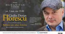 Catalin Dorian Florescu - lectura publica