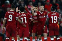 Liverpool, victorie cu AS Roma