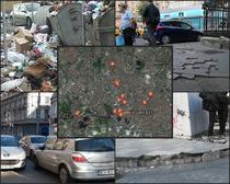 INTERACTIV - Raportari probleme in Bucuresti