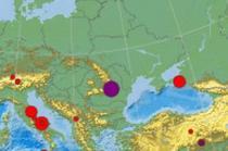 Cutremur în zona Întorsura Buzaului