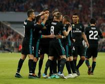 Real Madrid, invingatoare la Munchen