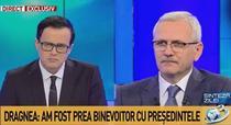 Liviu Dragnea, interventie la Antena 3