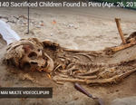 Sacrificiu in masa cu victime copii