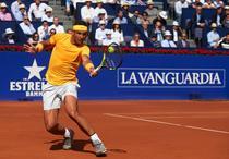 Rafael Nadal, la Barcelona