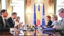 Iohannis, Dancila si Vasilescu