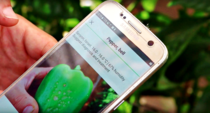 Aplicatia care detecteaza bolile plantelor