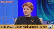 Olguta Vasilescu, la Sinteza Zilei