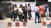 Zeci de morti dupa o serie de atentate in Afganistan