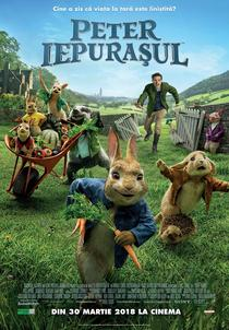 afis Peter Rabbit
