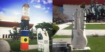 Monumentul KM 0 al Libertatii