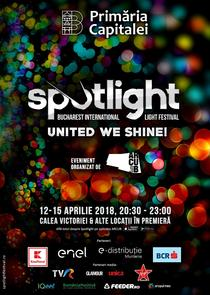 Spotlight - Bucharest International Light Festival 2018
