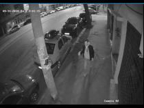 Barbatul suspectat ca a incendiat masini