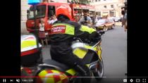 Motocicleta SMURD