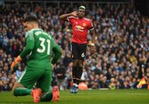 Paul Pogba, dubla impotriva lui Manchester City