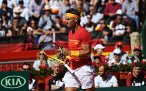 Rafael Nadal, victorie in Cupa Davis