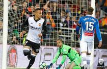 Rodrigo, gol pentru Valencia