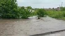 Inundatii in judetul Constanta