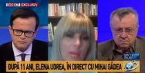 Elena Udrea, in direct la Sinteza Zilei
