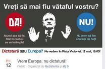 proteste 12 mai Vrem Europa nu Dictatura
