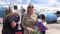 Ivanka Trump, in Israel