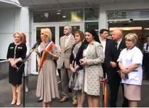 Inaugurarea Spitalului Gomoiu