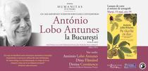 Antonio Lobo Antunes: Pe râurile ce duc...