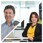 Liviu si Daniela Apolozan, fondatori DocProcess