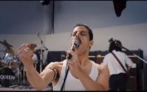 Rami Malek in rolul lui Freddie Mercury