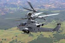 Bell AH-1Z Viper si UH-1Y Venom