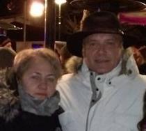Elena si Marcel Puscas