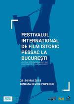 Festivalul de film istoric de la Pessac la Bucuresti