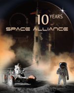 10 ani cu Space Alliance