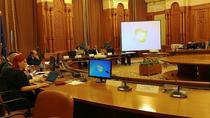 Tudorel Toader la Comisia pentru legile justitiei