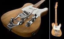 Chitara Fender Telecaster la care a cantat Bob Dylan