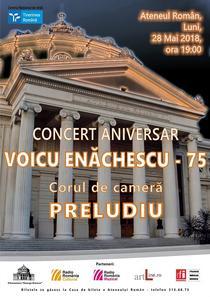 Concert aniversar Voicu Enachescu