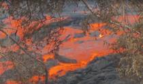 Vulcanul Kilauea, tot mai amenintator