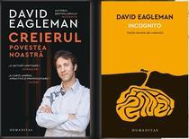 Doua carti ale lui David Eagleman de la Editura Humanitas