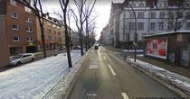 Una dntre strazile din Hamburg unde diesel-urile vor fi interzise
