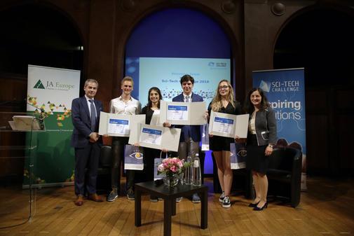 Sci-Tech Challenge 2018 - finala europeana