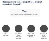 Sondaj Traian Basescu - retragere