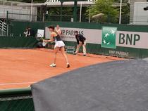 Sorana Cirstea, la Roland Garros