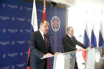 Serghei Lavrov si Vladimir Makei