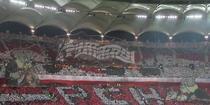 Coregrafie suporteri Dinamo