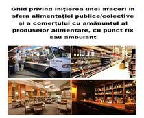Ghid PDF autorizare restaurant