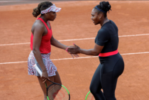 Venus si Serena Williams, la Roland Garros