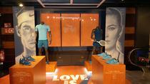 Rafa si Maria la magazinul Nike