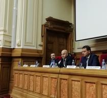 Imagine din conferina UPLR