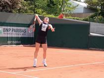 Simona Halep antrenament (2)