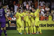 Romania, victorie intr-un meci amical cu Chile